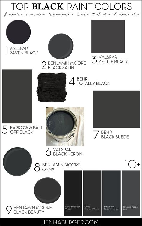 top paint colors for black walls painting a black wall in the living room jenna burger