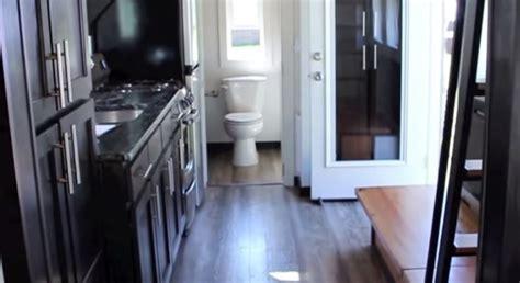 Video Tour of 322 Sq. Ft. Double Dormer Loft Tiny Home