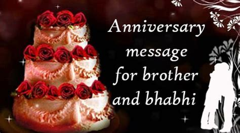 happy marriage anniversary wishes  brother quotes