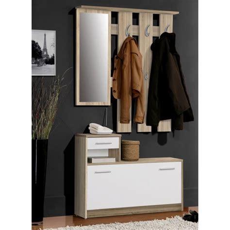 finlandek vestiaire peili 180cm blanc ch 234 ne achat vente meuble d entr 233 e peili vestiaire