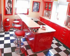 50er Jahre Style : amerikanische theken bars im american style der 50er jahre american diners pinterest ~ Sanjose-hotels-ca.com Haus und Dekorationen