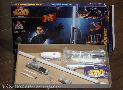 uncle milton star wars lightsaber room light review this west coast