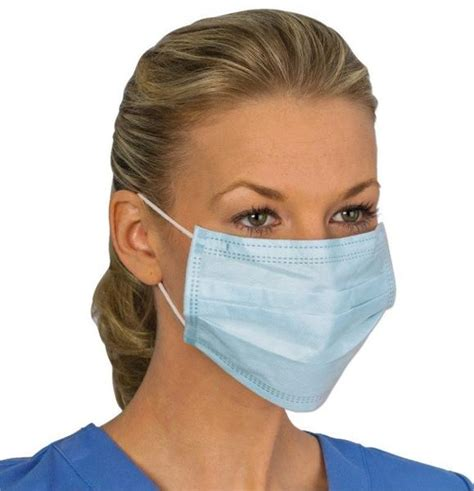 medical face masks   properly put   medical face