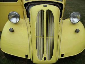 Find Used 1948 English Ford Thames Panel Truck In