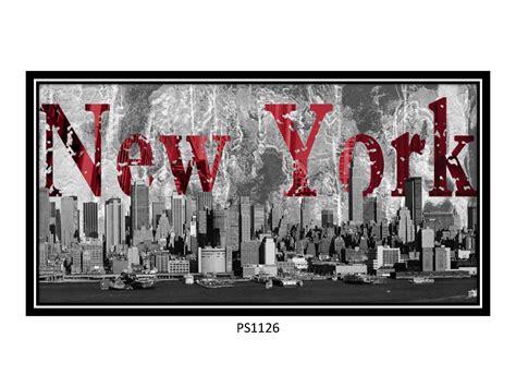 cadre de tableau d de mur new york city cadre de