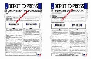 Demande Carte Grise Prefecture : d p t express des demandes de carte grise ~ Maxctalentgroup.com Avis de Voitures