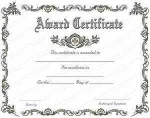 royal award certificate template get certificate templates With prize certificates templates free