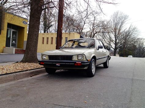 Peugeot For Sale Usa by 1984 Peugeot 505 S For Sale In Atlanta Usa