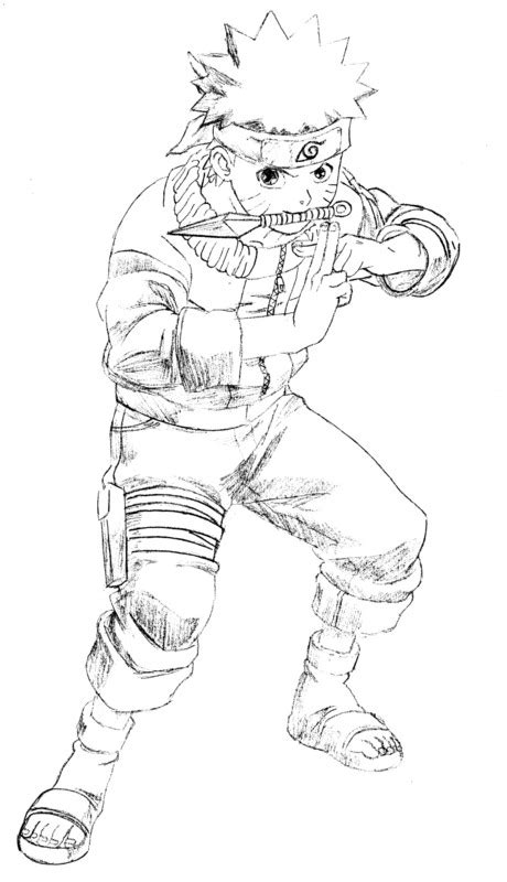 Best Naruto Sketch Ideas And Images On Bing Find What You Ll Love