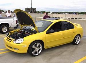 2002 Dodge Neon Custom Yellow fvl 2002 WW WD DCTC