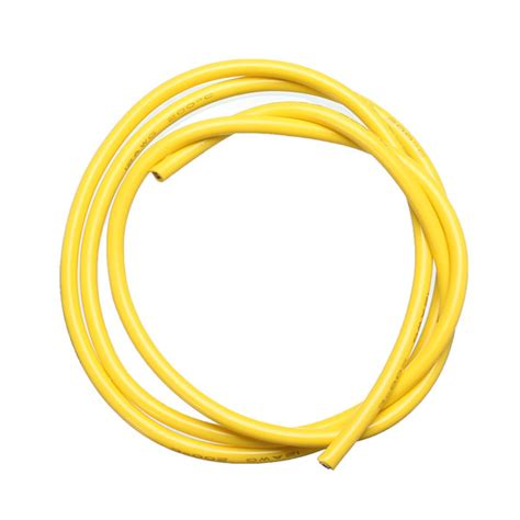 5pcs 1m 30awg silicone wire sr wire black yellow blue