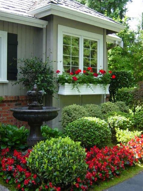 ideas  front yard landscaping  pinterest
