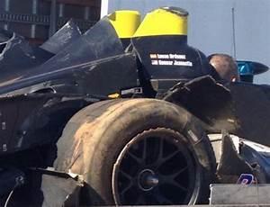 Le Delta Le Mans : nissan deltawing crashes in alms petit le mans practice ~ Dallasstarsshop.com Idées de Décoration