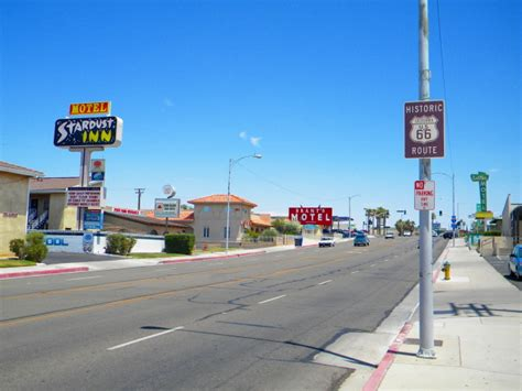 Historic Route 66 Pictures From California Historic Route 66 A Photo From California West Trekearth