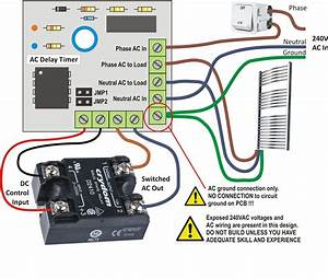 Wiring Diagram  28 Solid State Timer Wiring Diagram