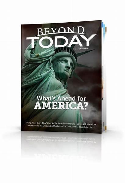 Today Magazine Beyond February January United God