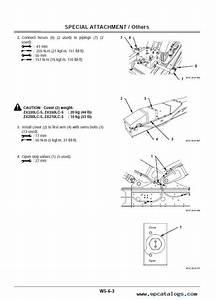 Hitachi Telescopic Arm Zx210lc