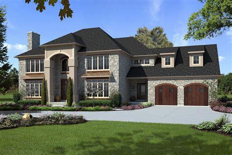 Design A Custom Home by Lovely Modern Colonial House Plans Custom Home Designs