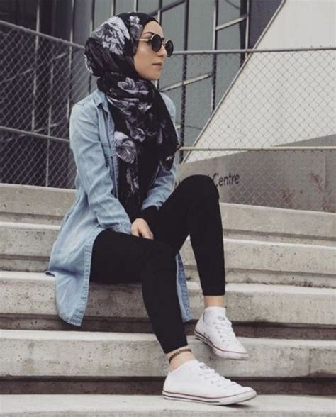 Cute casual hijab fashion u2013 Just Trendy Girls
