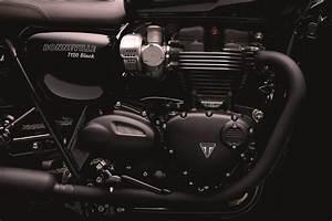 80 Et 97 Chevaux Pour Les Nouvelles Triumph Bonneville T120 Et Thruxton