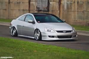 Honda Accord Coupe Slammed