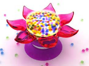 amazon com flower power light show toys games