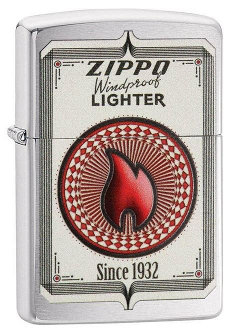 personalised trading card design  zippo lighter