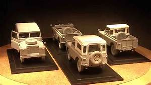 ALX/35 - Land-Rover series IIA - 1/35 scale resin model ...