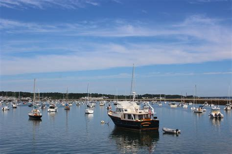 Photo Of Plymouth Harbor