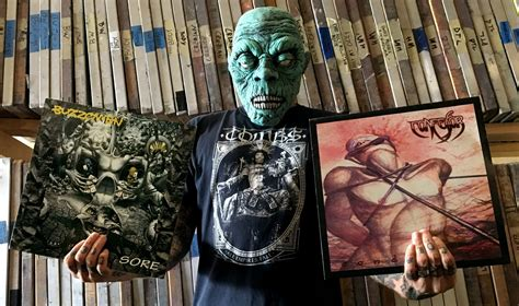 metal punk  horror  interview  holy mountain printing decibel magazine