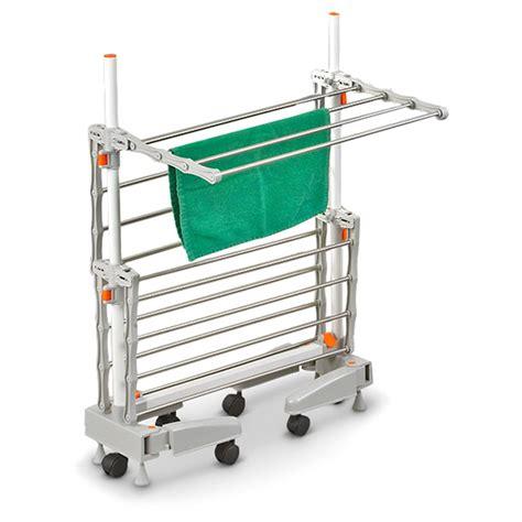laundry drying rack microhearth laundry drying rack 228949 housekeeping