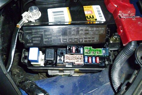 Fuse Box In Nissan 350z by Brake Lights Not Working My350z Nissan 350z And