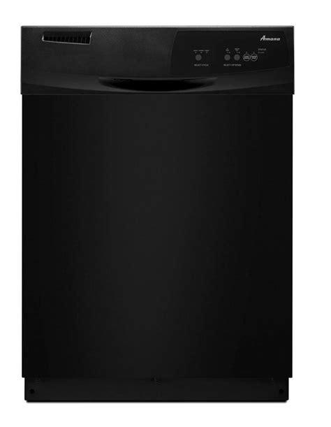 black whirlpool dishwasher amana adb1100awb 24 dishwasher review
