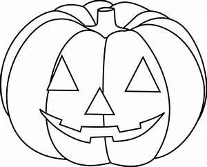Dessin Facile Halloween : coloriage citrouille d 39 halloween en couleur dessin gratuit ~ Melissatoandfro.com Idées de Décoration