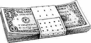 Best Money Clipart Black And White #13897 - Clipartion.com
