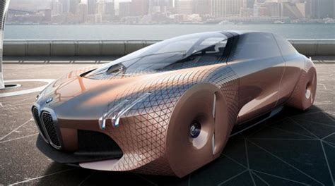 """'vision' Of The Future Bmw Unveils Incredible """"self"""