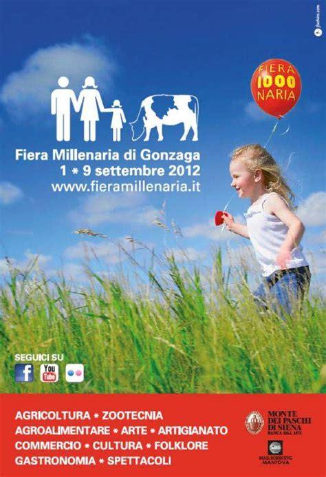 Fiera Artigianato Costo Ingresso - fiera millenaria gonzaga 2012 programma orari prezzo