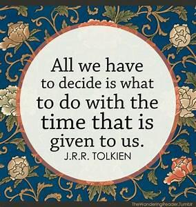 Best Tolkien Qu... Frodo Elvish Quotes