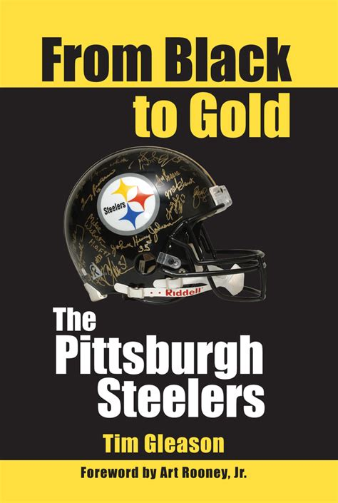 having faith in the pittsburgh steelers behind the steel