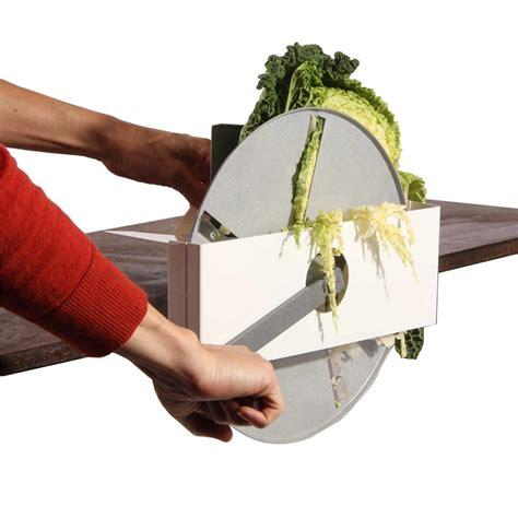 cuisiner le choux coupe choux à manivelle tom press
