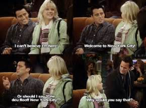 Joey TV Show Friends Quotes Funny