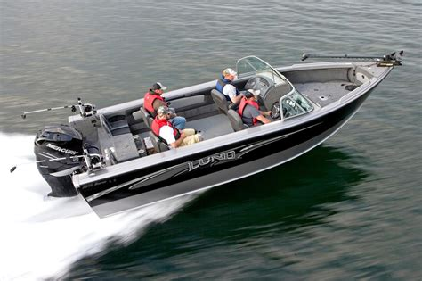 Freshwater Fishing Boats For Sale by 2016 New Lund 2275 Baron Freshwater Fishing Boat For Sale