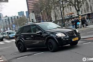 Mercedes Ml W164 Zubehör : mercedes benz ml 63 amg w164 27 january 2014 autogespot ~ Jslefanu.com Haus und Dekorationen