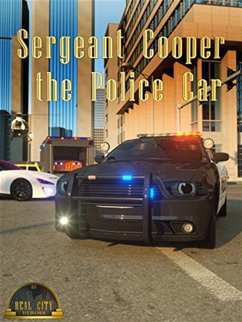 Sergeant Cooper The Police Car  Real City Heroes (rch
