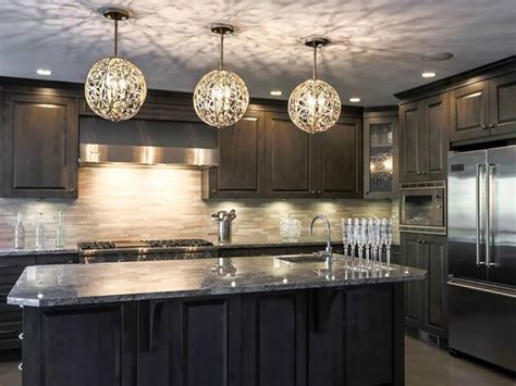 Contemporary Island Lights by 15 Chic Kitchen Island Lighting Ideas Reverb