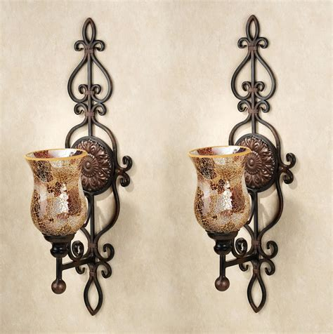 decorative wall candle holders decorative wall sconces candle holders home lighting