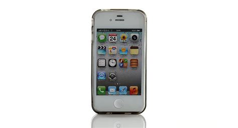 iphone 4s protective tpu protective for iphone 4 4s grey for sale