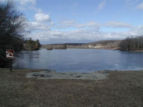 Public Boat Launch Ct by Deep Eagleville Pond Boat Launch