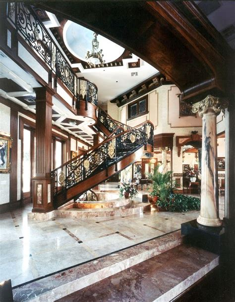 rich houses interior great gatsby mediterranean italian luxury home villa estate decor