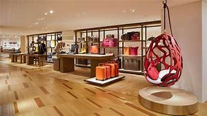 Peter marino designs new louis vuitton store in hong kong for Interior decorating online store